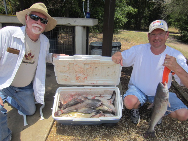 Click on photo to enlarge for Lake ray roberts fishing report